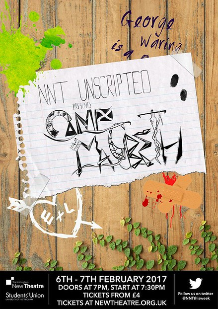 Camp Macbeth poster