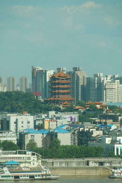 Yellow Crane Tower Wuhan