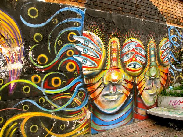 Street Art - Colombia