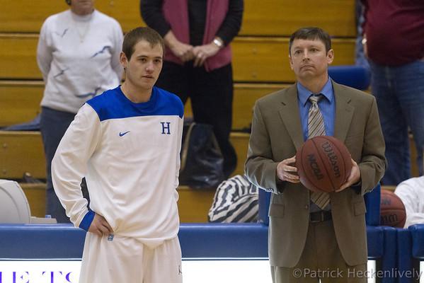 2012-02-01 Hillsdale College Men's Basketball vs. Lake Erie
