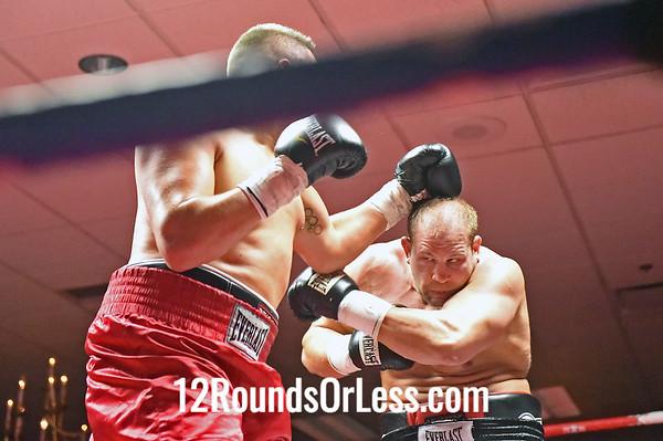 2014-March 28, Weirton, WV, Shamrock Showdown, Pro & Semi-Pro