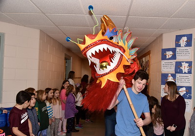 A Dragon Came Our Way photos by Gary Baker