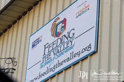 2013 11 13 CCS SGA at Valley Food Bank