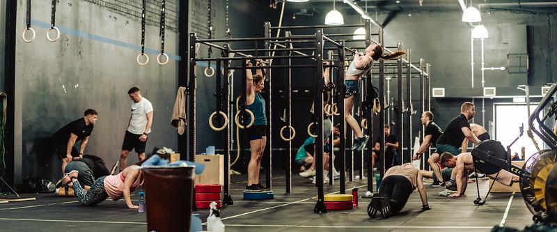 2021 XLab CrossFit