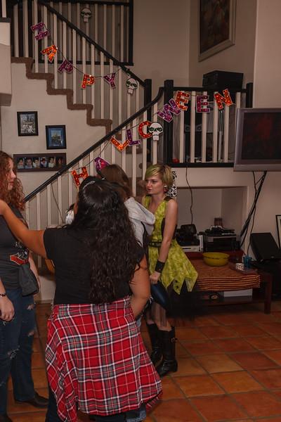 2014 Chloe Halloween Party