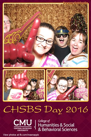 CMU CHSBS Day 2016