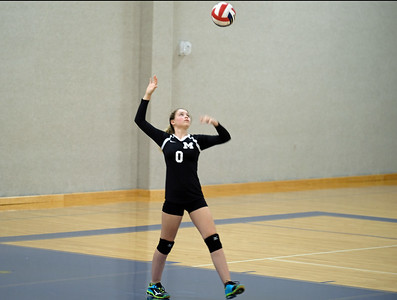 Trinity - Volleyball 9-18-17