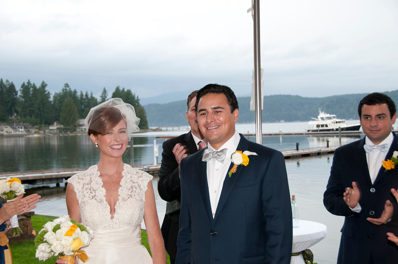 Peralta / Miles Wedding