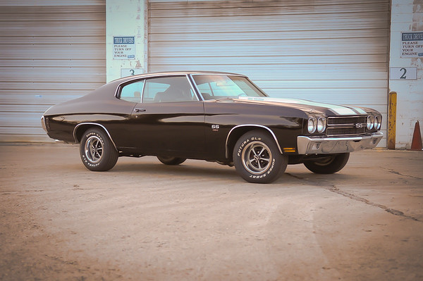 1970 Chevelle SS454