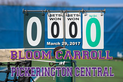 2017 Bloom Carroll at Pickerington Central (03-29-17)