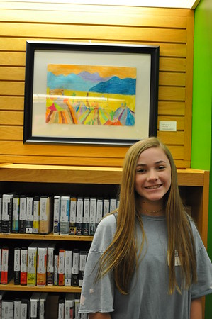 Youth Art Month Reception - March 2020