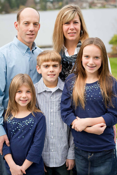 Weller Family 2012 Sneak Peek