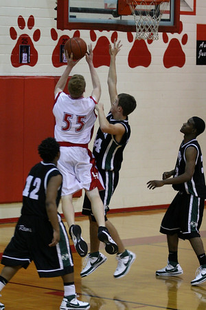 Wildcat Basketball 2007-8