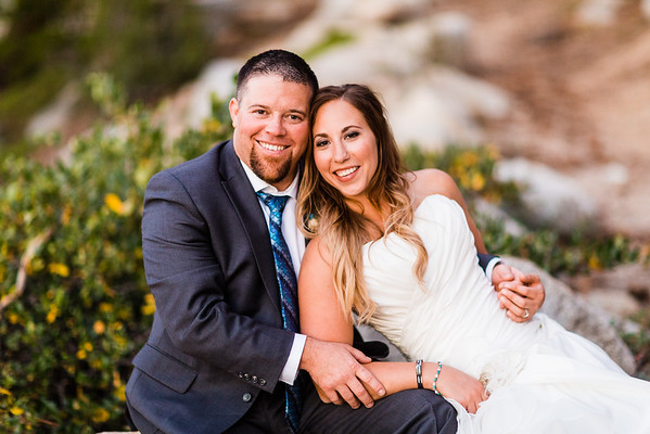 Jessica & Kyle   2016.09.10   Lake Tahoe, CA   Chris