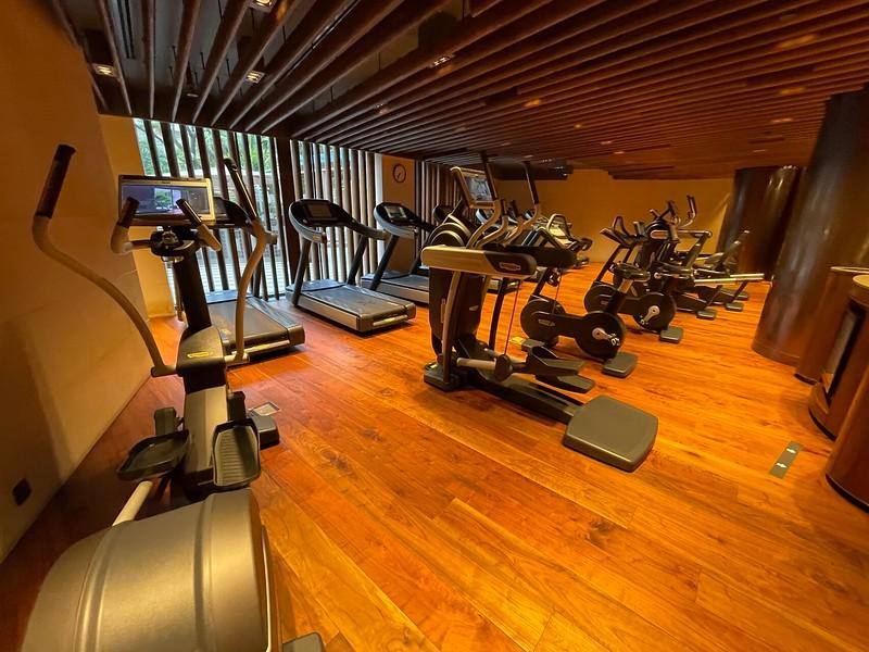 The Ritz-Carlton Gym
