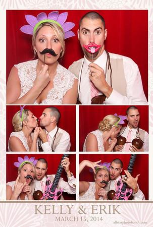 Kelly & Erik's Wedding