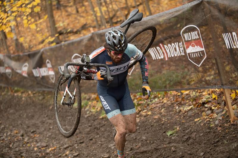Alex Schmidt (BC) Team Giant Vancouver - 20th place Elite Men