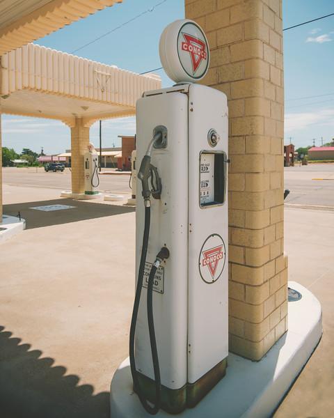 Route 66 Pump