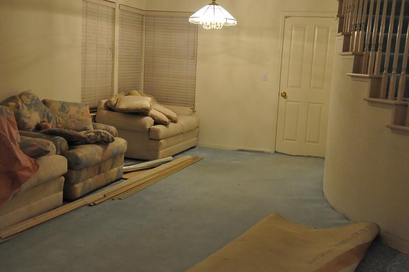 Day 4 Renovation 2009/01/26