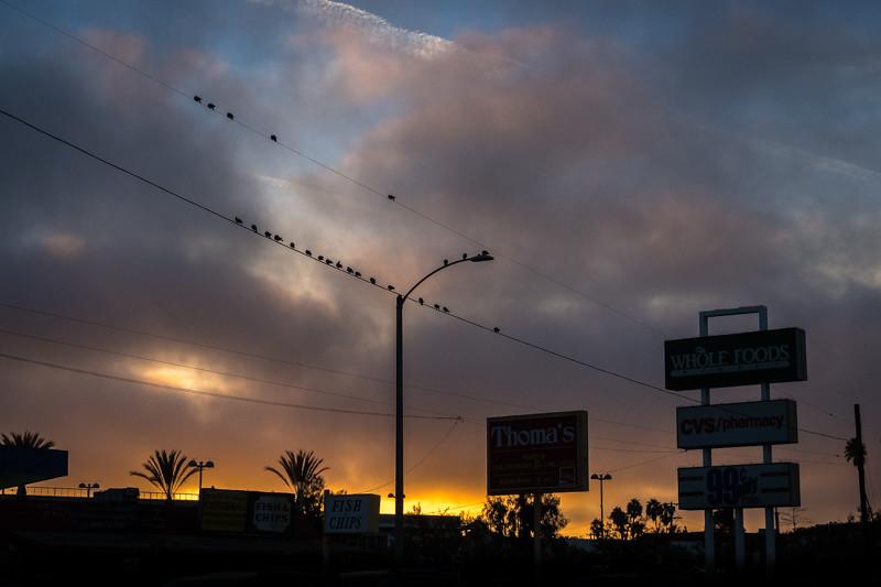 October 22 - Lincoln Blvd sunset, Santa Monica, CA.jpg