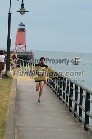 5K & 10K 2.4 Mile Mark Gallery 1 - 2014 The Drenth Memorial Foot Race/Ryan Shay Mile