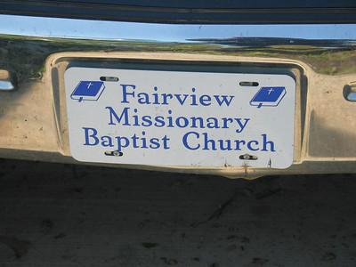 Fairview Missionary Baptist Sardis AR