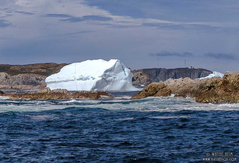 Iceberg 54     Photography by Wayne Heim