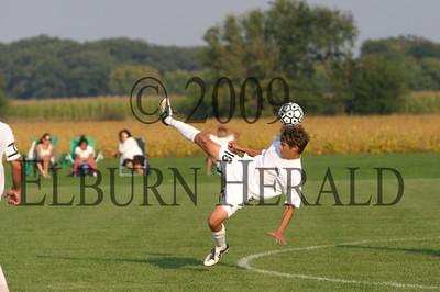 Boys Soccer v. DeKalb