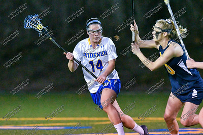 Widener Women's Lacrosse 2018