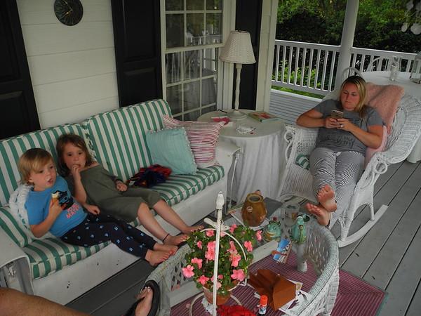 Caroline & Walker in VA Beach June 2016