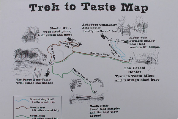 Trek To Taste Event, 2014