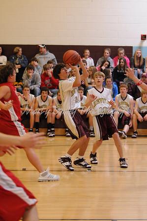 2009 Basketball Russell vs. Fairview 8th Grade