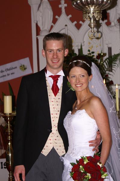 Greg and Louises Wedding