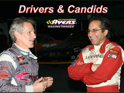 Drivers & Candids Logo