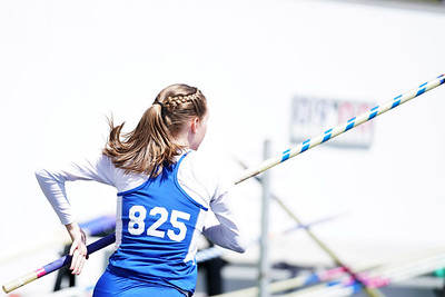 Girls Pole Vault (2019-04-27)