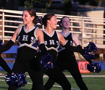 Dance Team Framingham Game 2012