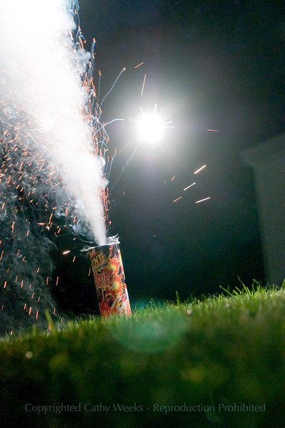 TNT and Fireworks