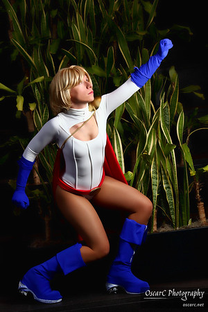 Power Girl (Ravenspiritmage) from DC Comics