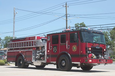 Levittown Engine 623 Wetdown [6-23-19]