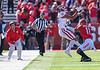 NCAA Football  2016:  Indiana Hoosiers vs Rutgers Scarlet Knights NOV 5