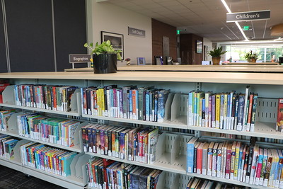 Washington Park Library opening @ August 8, 2019