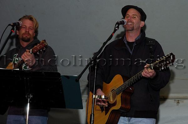 The Ploughboys at Manhattan Irish Fest XIII