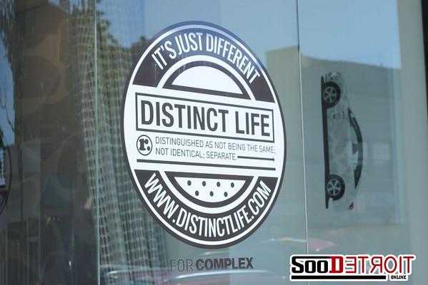 DISTINCT LIFE | POP UP SHOP