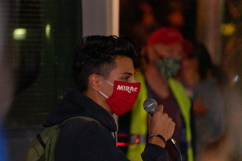 2020 11 04 Day after election protest TCC4J NAARPR mass arrests-4.jpg