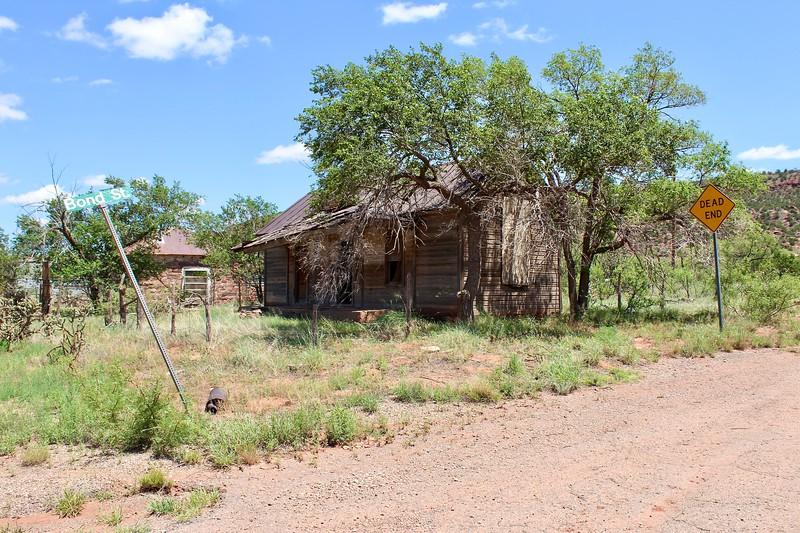 Abandoned home (2020)