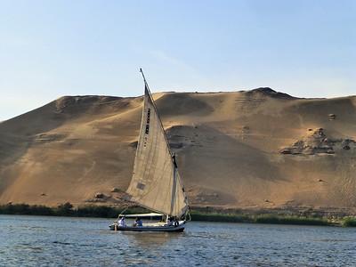 On the Nile, Aswan