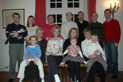 Vallaeys Family Portraits