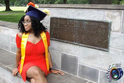 Aniya (2020 Graduation Shoot)