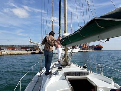 Produção barco - Paula Falcão