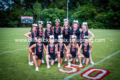 Cheatham Middle Bearcats Cheer Team Pics